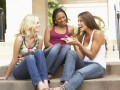 和顾客最好的沟通方式就是聊天 ()