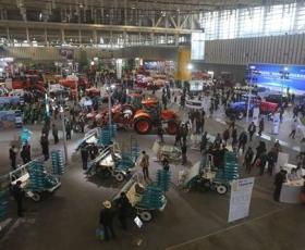 2019年江苏南京国际农机展