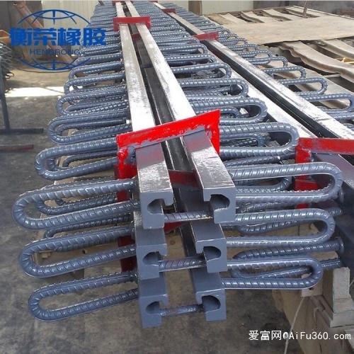 桥梁路面伸缩缝-郑州衡荣模数式伸缩缝特点