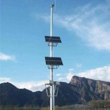 监控立杆图片 监控杆厂家 监控杆厂 不锈钢监控杆尺寸